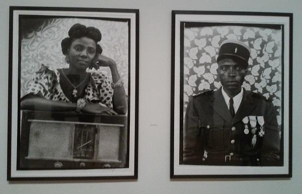 1 Seydou Keïta, à gauche ST, 1956